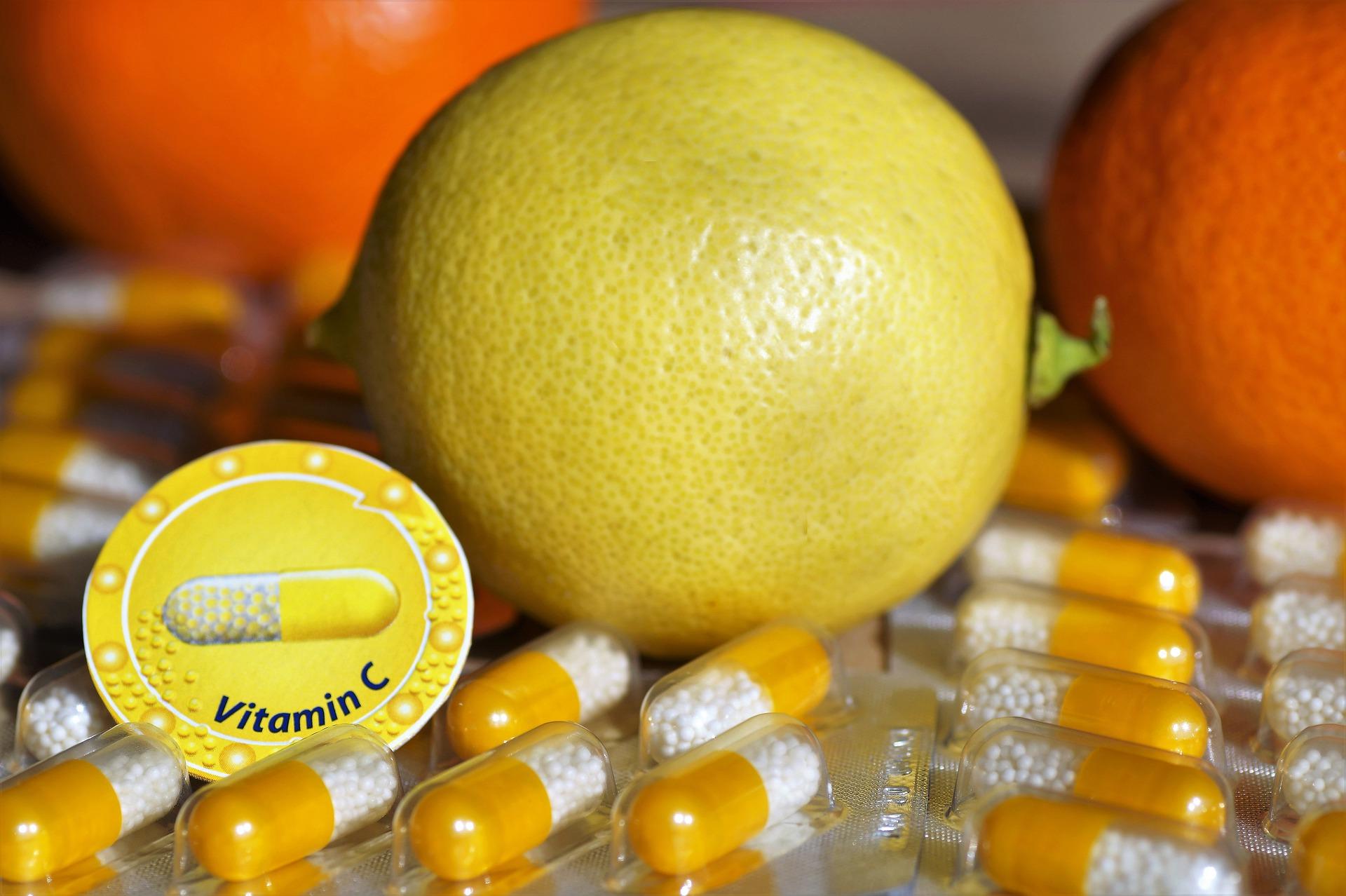 Vitamine C in coronatijd