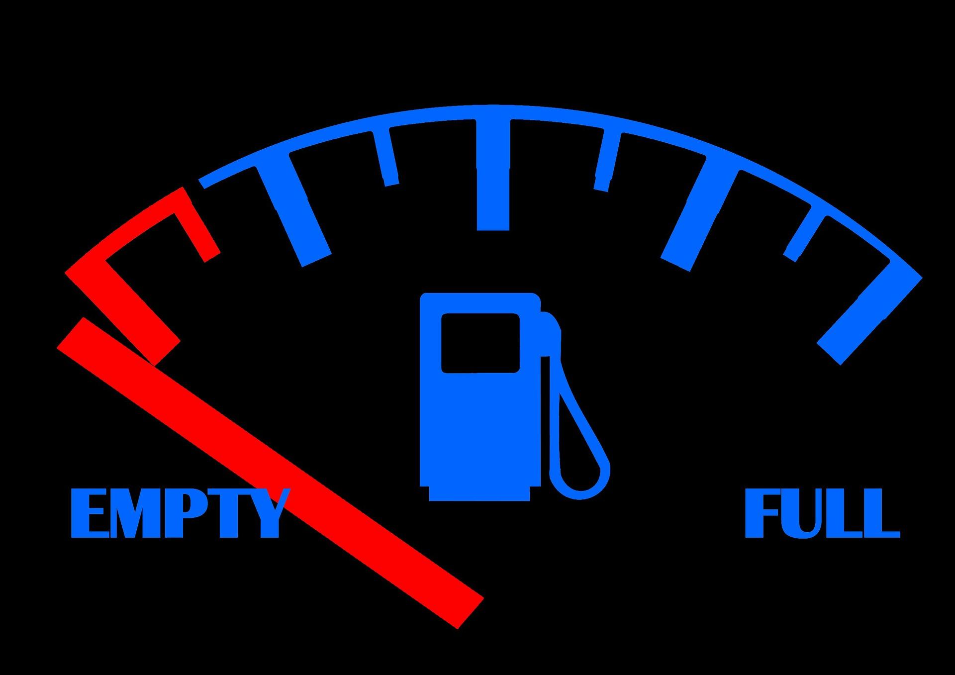Tijd voor een tankbeurt